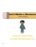 Let's Make a Sentence!