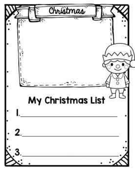 Let's Make an Elf! Craft