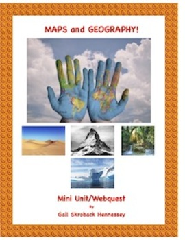 Maps and Geography! Let's Map It!