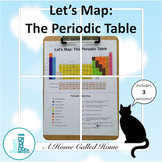 Let's Map: The Periodic Table