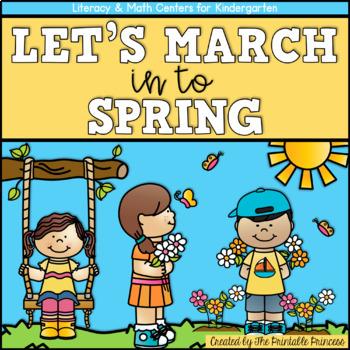 Kindergarten Spring Teaching Resources & Lesson Plans   Teachers Pay ...