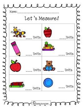 Measurement Activities