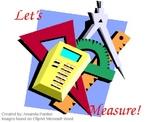 Let's Measure Interactive PowerPoint