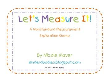Let's Measure It