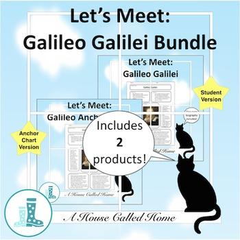 Let's Meet: Galileo Galilei Bundle