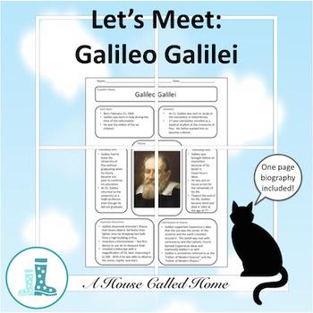 Let's Meet: Galileo Galilei