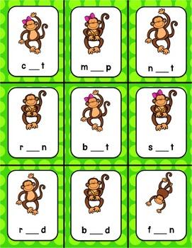Short Vowel Games