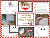 Let's Monkey Around With Writing & Puppets ~ Sock Monkey Fun!