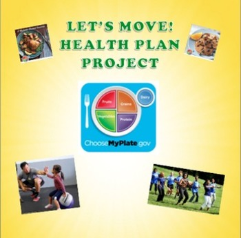 Let's Move! Health and Exercise Project