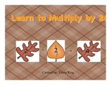 Let's Multiply by 2s!