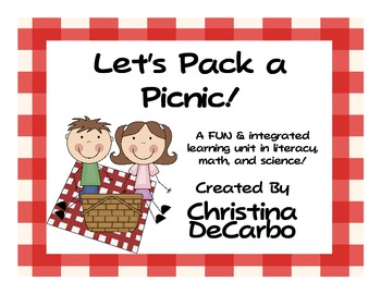 Let's Pack a Picnic! An Integrated Learning Unit for Kids