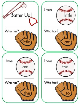 Let's Play Ball (Literacy and Handwriting Activities and Games)