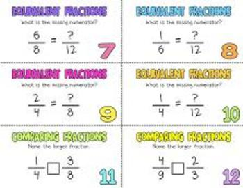 Let's Play... Fun with Fractions and Decimals