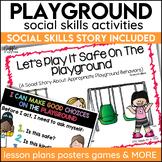 Social Story Playground Print Digital Video