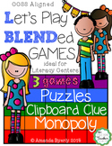 Let's Play L Blended Games