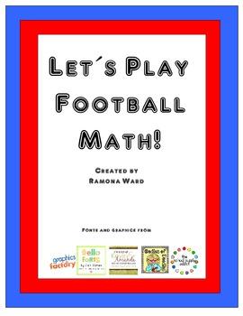 Let's Play Math Football