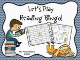 Let's Play Reading Bingo!