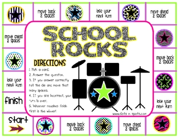 Let's Play: School Rocks!