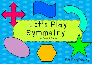 Let's Play Symmetry: A Board Game