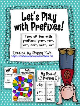 Let's Play with Prefixes!