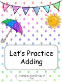 Let's Practice Addition