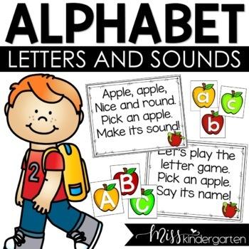 Let's Practice Alphabet Sounds {freebie}