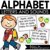 Alphabet Sounds {freebie}