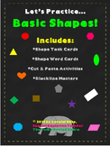 Let's Practice Basic Shapes!