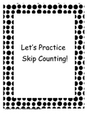 Let's Practice Skip Counting
