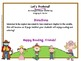 Let's Pretend! ~ An Emergent Reader to use in Centers, Wor