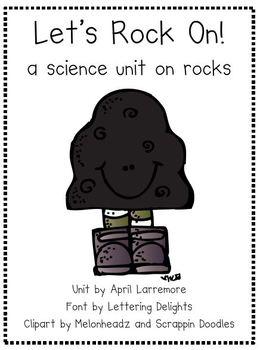 Let's ROCK On! a unit on rocks