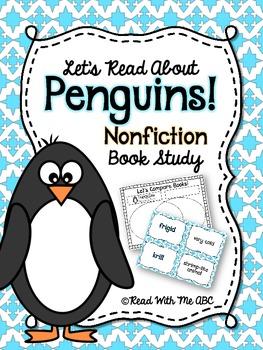 Let's Read About Penguins! Nonfiction Book Study