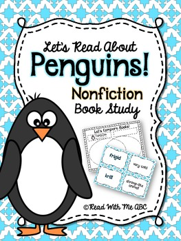 Let's Read About Penguins! Nonfiction Book Study