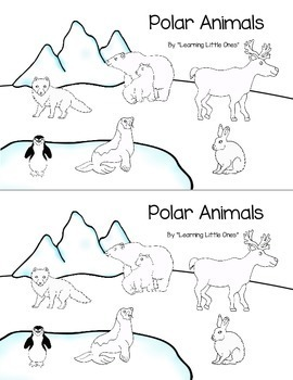 Let's Read About Polar Animals