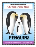 PENGUINS {Differentiated Activities} Informational Unit