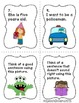 Grammar Assessment for Speech Therapy {Teaching answering yes no questions}