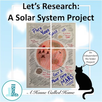 Let's Research: A Solar System Project