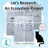 Let's Research: An Ecosystem Project