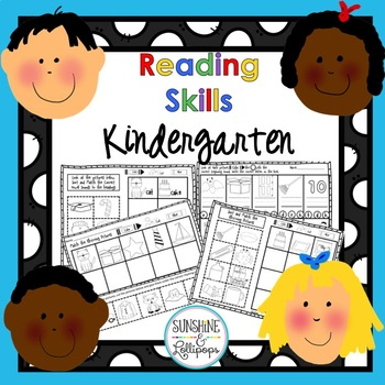 Kindergarten Reading Readiness Skills