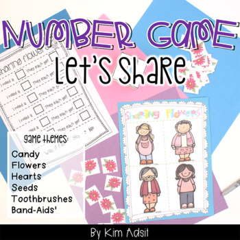Fair Share Games: Let's Share