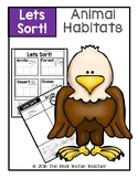 Lets Sort! An Animal Habitat Sort
