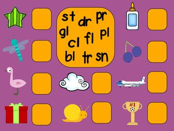 Let's Sort Blends and Digraphs