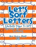 Let's Sort Letters