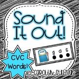 Let's Sound It Out - CVC Words