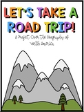 """Let's Take A Trip"" Roadtrip Project"