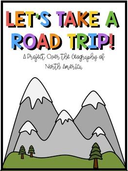 """""""Let's Take A Trip"""" Roadtrip Project"""