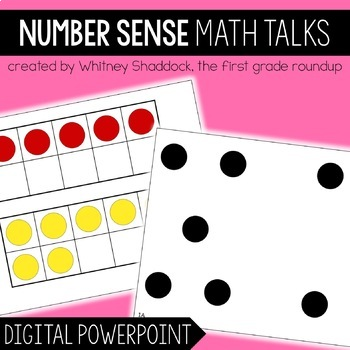 Digital Math Talks: Number Sense