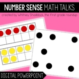 Math Talks: Number Sense
