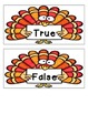 Thanksgiving: Math and Literacy Centers