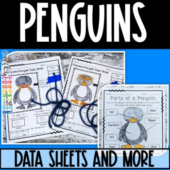 Penguins A Non-fiction Penguin Unit - Common Core Aligned